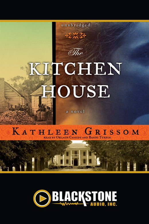 The kitchen house cover image