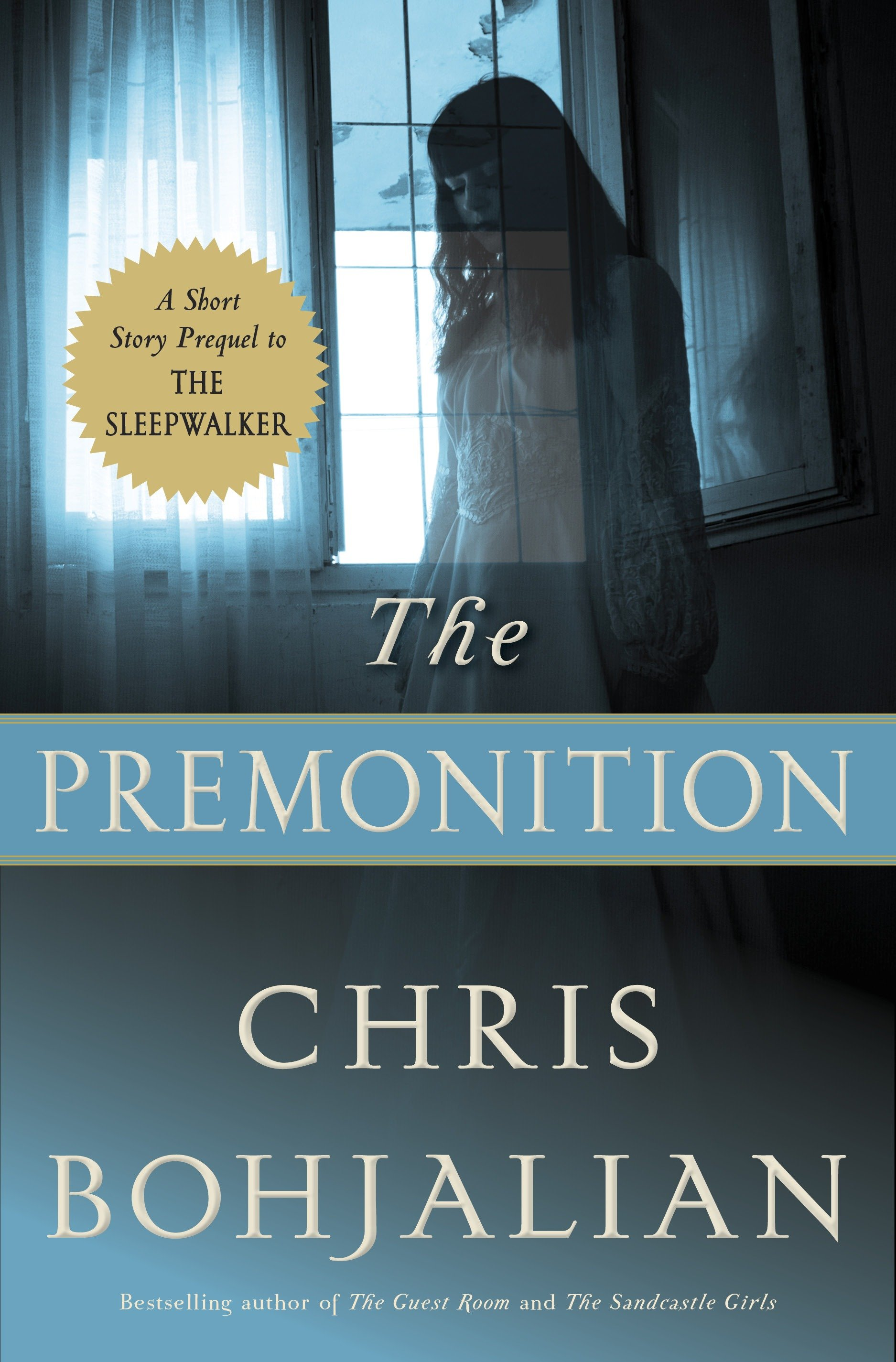 The premonition A Short Story Prequel to The Sleepwalker cover image