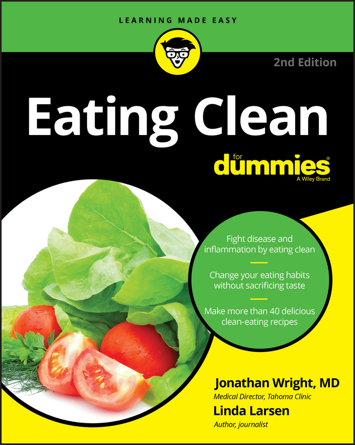 Eating clean for dummies cover image